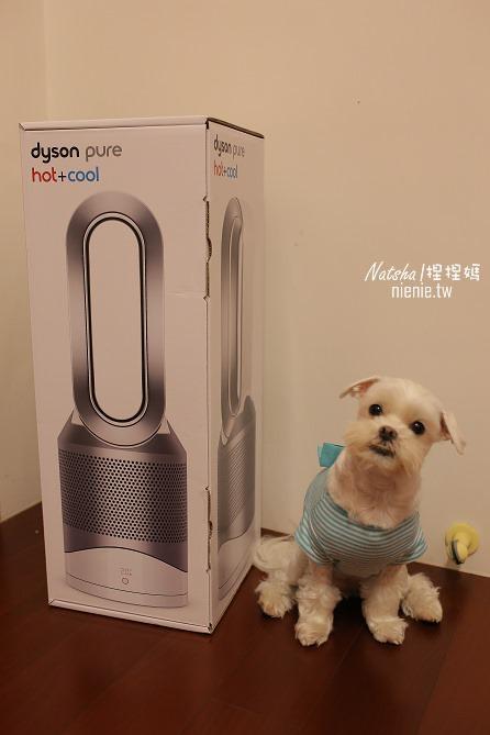空氣淨化冷暖風扇推薦│Dyson Pure Hot Cool空氣清淨涼暖氣流倍增器~淨化暖風涼風三合一。過濾PM0.1有害細懸浮微粒減緩過敏症狀45