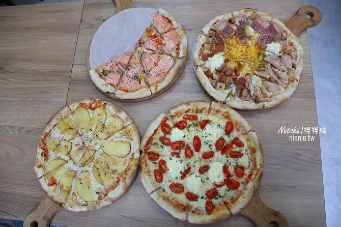 寵物友善餐廳│台北士林。捷運劍潭站美食│ipizza愛披薩~史上食材給得最豐富的披薩專賣店
