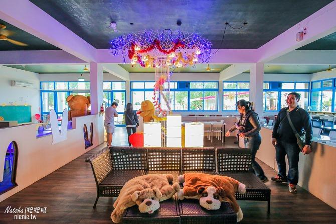 寵物友善餐廳│親子餐廳│宜蘭員山美食│兔子迷宮~蘭陽平原夜景絕佳觀賞地12