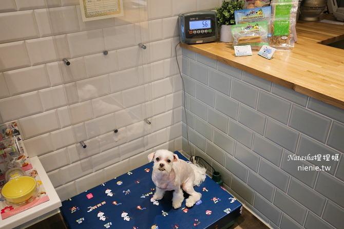 台中狗旅館-瑋特ㄚ狗生活館的體重機