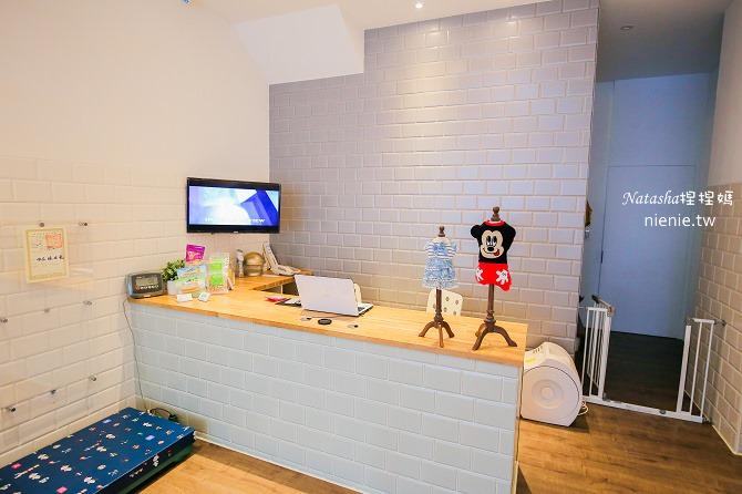台中狗旅館-瑋特ㄚ狗生活館的一樓櫃台
