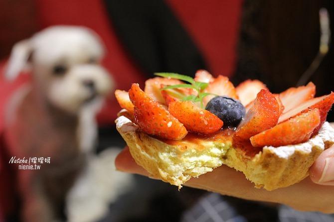 寵物友善餐廳│新竹北區美食│幸福的味道~超好吃的草莓塔甜點推薦37