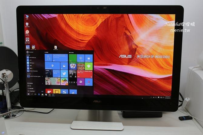 All-in-One桌機推薦│ASUS Zen AiO Pro Z240 整合式全功能All-in-one電腦~觸控式Ultra HD4K超高解析度搭載i7 6700T四核心處理器56