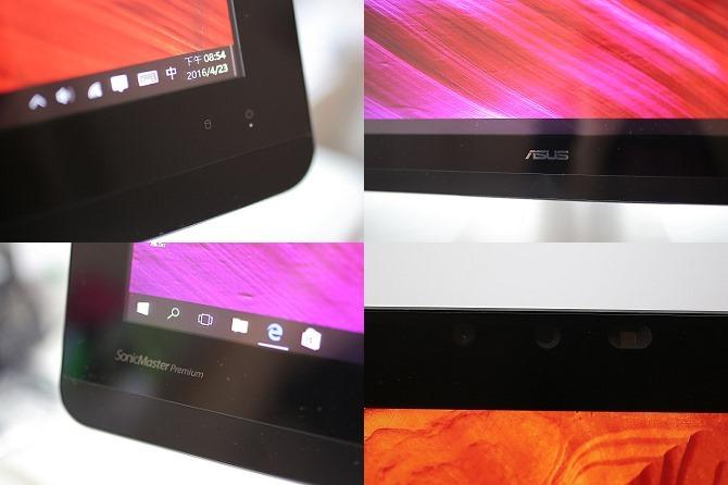 All-in-One桌機推薦│ASUS Zen AiO Pro Z240 整合式全功能All-in-one電腦~觸控式Ultra HD4K超高解析度搭載i7 6700T四核心處理器99
