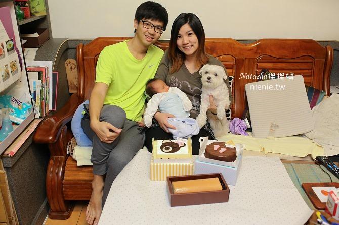 彌月蛋糕│艾立蛋糕~超高CP值的腳丫丫小熊蛋糕捲彌月蛋糕推薦32