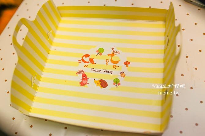 彌月蛋糕│艾立蛋糕~超高CP值的腳丫丫小熊蛋糕捲彌月蛋糕推薦50