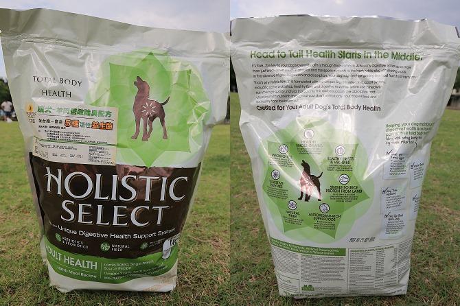 飼料推薦│Holistic Select 活力滋~WDJ 連續15年推薦不添加人工防腐劑人工色素人工香料的含5種活性益生菌飼料43