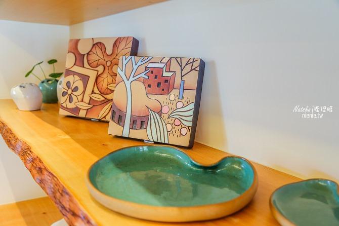 宜蘭礁溪美食│里海cafe'~使用每日新鮮漁貨製作出的美味日本料理結合限量手工甜點咖啡廳推薦02