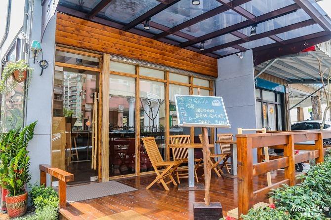 宜蘭礁溪美食│里海cafe'~使用每日新鮮漁貨製作出的美味日本料理結合限量手工甜點咖啡廳推薦09