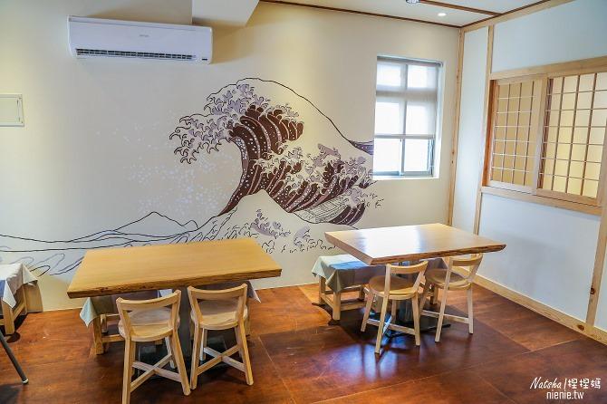 宜蘭礁溪美食│里海cafe'~使用每日新鮮漁貨製作出的美味日本料理結合限量手工甜點咖啡廳推薦11