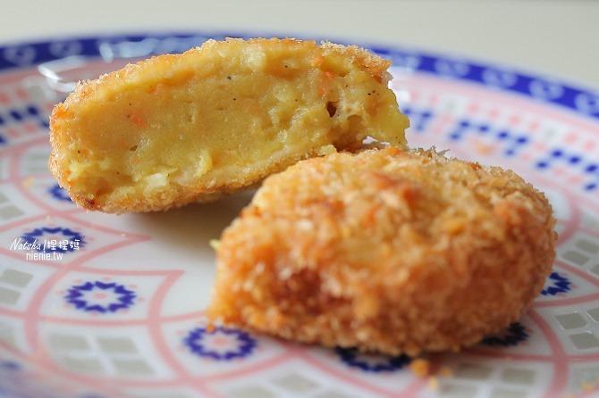 台南中西美食│樂樂屋可樂餅專賣店~全台南最好吃可樂餅及超可愛刺蝟包18