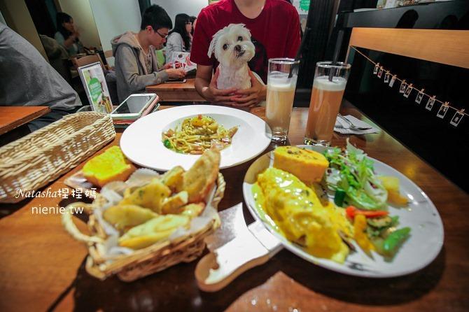 寵物友善餐廳│台北信義。捷運市府站美食│11 Cafe'~松菸週邊餐點精緻好吃16