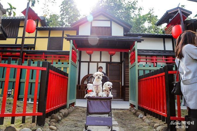 寵物旅遊│南投竹山新景點│桃太郎村~桃太郎故事背景的日式街景結合台灣復古建築47