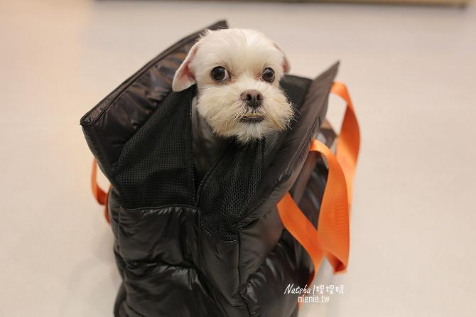 寵物外出包及寵物窩床推薦│ibiyaya~棉花糖寵物空氣包、寵物三角窩41