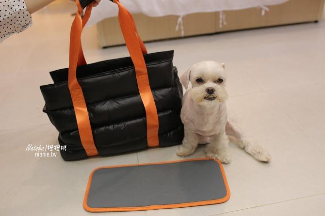 寵物外出包及寵物窩床推薦│ibiyaya~棉花糖寵物空氣包、寵物三角窩43