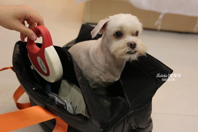 寵物外出包及寵物窩床推薦│ibiyaya~棉花糖寵物空氣包、寵物三角窩47