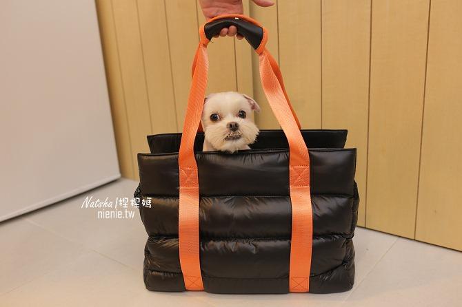 寵物外出包及寵物窩床推薦│ibiyaya~棉花糖寵物空氣包、寵物三角窩62