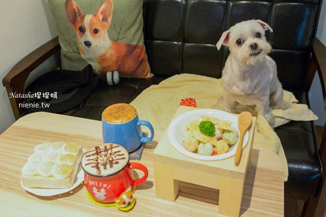 寵物餐廳│桃園中壢美食│mo² caf'e~不強制牽繩且有提供寵物餐的寬敞明亮咖啡廳28