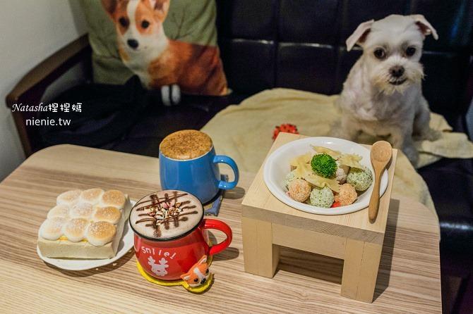寵物餐廳│桃園中壢美食│mo² caf'e~不強制牽繩且有提供寵物餐的寬敞明亮咖啡廳29
