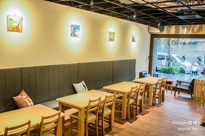 寵物餐廳│桃園中壢美食│mo² caf'e~不強制牽繩且有提供寵物餐的寬敞明亮咖啡廳35