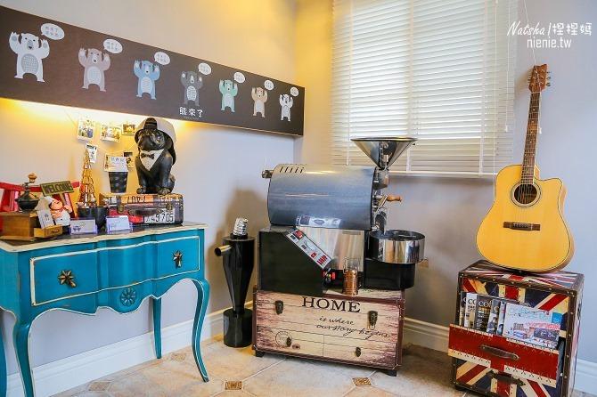 宜蘭美食│熊來了~自製手工甜點下午茶的可愛裝潢咖啡廳04
