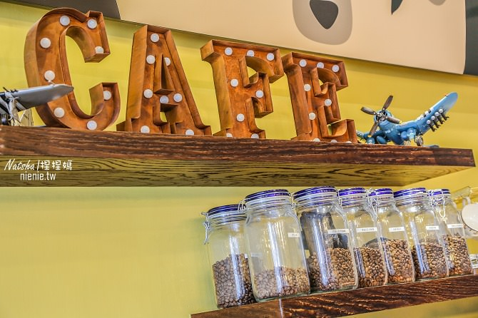 宜蘭美食│熊來了~自製手工甜點下午茶的可愛裝潢咖啡廳08