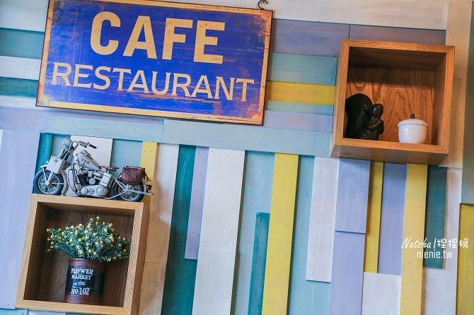宜蘭美食│熊來了~自製手工甜點下午茶的可愛裝潢咖啡廳11