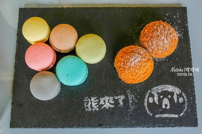 宜蘭美食│熊來了~自製手工甜點下午茶的可愛裝潢咖啡廳22