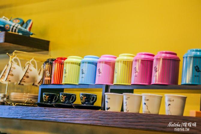 宜蘭美食│熊來了~自製手工甜點下午茶的可愛裝潢咖啡廳53