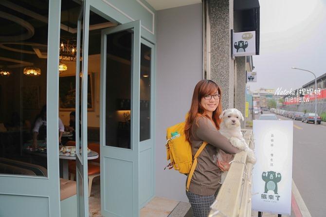 宜蘭美食│熊來了~自製手工甜點下午茶的可愛裝潢咖啡廳56