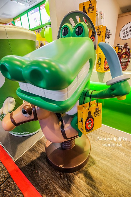 台北中正。台北車站飲料店推薦│鱷魚騎士奶茶 Croc Knight~翰林集團限量獨家鱷魚先生聯名款奶茶55