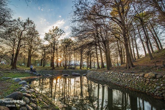 宜蘭景點推薦│羅東運動公園~一年四季都能看到不同的美景 (內有打完Sculptra舒顏萃聚左旋乳酸一個半月後的成果)37