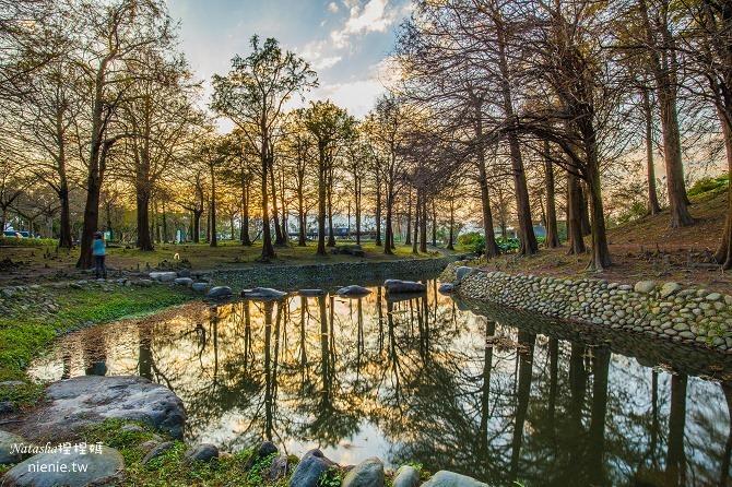 宜蘭景點推薦│羅東運動公園~一年四季都能看到不同的美景 (內有打完Sculptra舒顏萃聚左旋乳酸一個半月後的成果)39