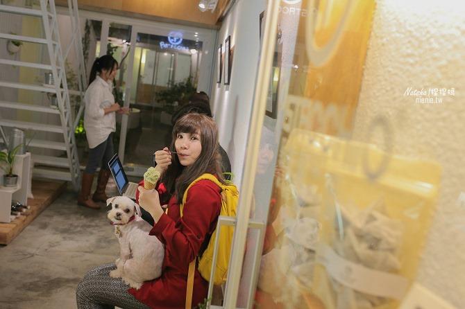 寵物友善│台南老街冰淇淋│綠皮開心果~孔廟美食義大利西西里島開心果製作的高檔冰淇淋推薦15
