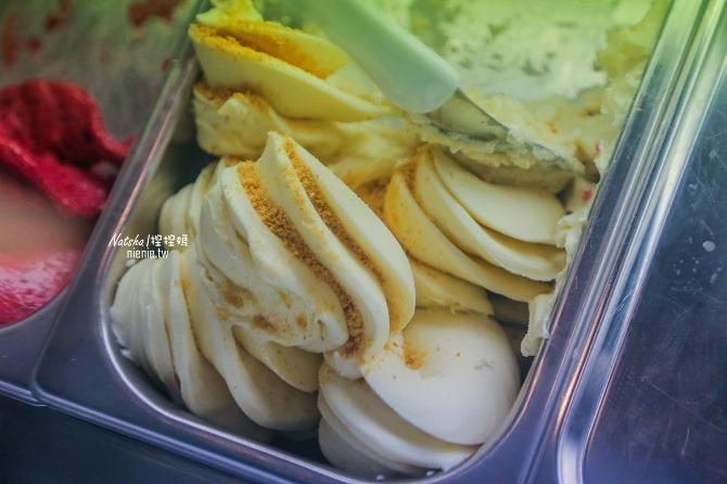 寵物友善│台南老街冰淇淋│綠皮開心果~孔廟美食義大利西西里島開心果製作的高檔冰淇淋推薦21