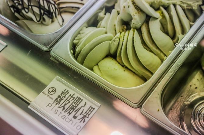 寵物友善│台南老街冰淇淋│綠皮開心果~孔廟美食義大利西西里島開心果製作的高檔冰淇淋推薦27