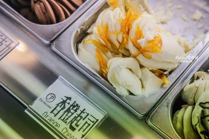 寵物友善│台南老街冰淇淋│綠皮開心果~孔廟美食義大利西西里島開心果製作的高檔冰淇淋推薦29