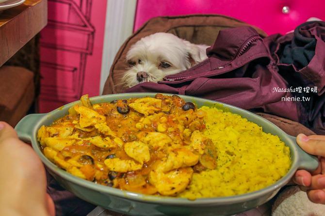 寵物友善餐廳│基隆美食│德瑞克的美嚷 Derek's Maison~躺在床上抱著大布偶享受大碗豐盛的異國料理25