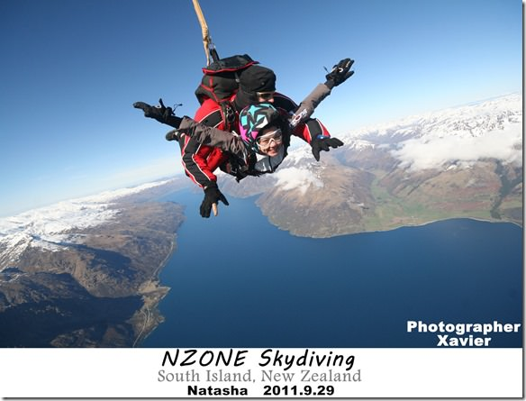 紐西蘭*南島*DAY9- NZONE Skydive 跳傘