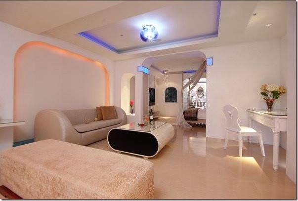 和璞飯店-奢華客房希臘地中海