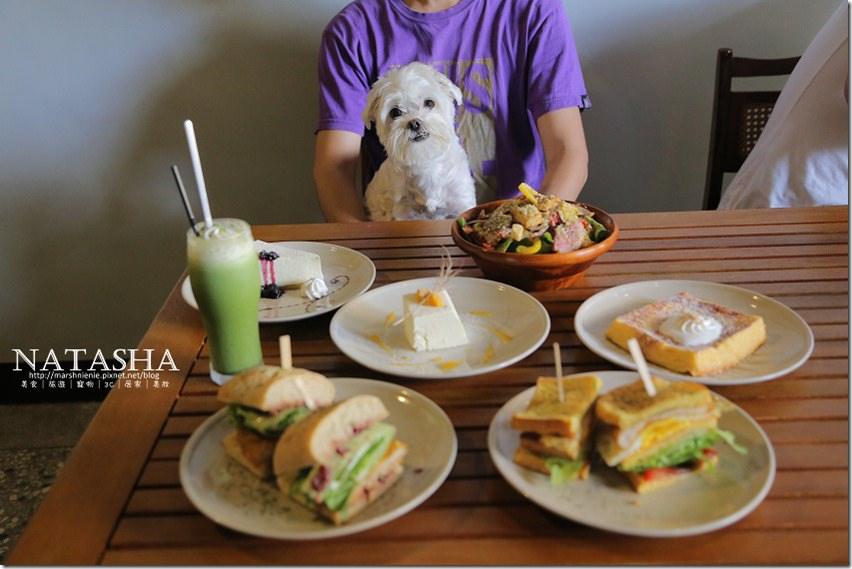 寵物友善餐廳│宜蘭礁溪美食│文鳥公寓~價格超便宜的精美輕食及飲品。以小白文鳥為主題的特色咖啡廳