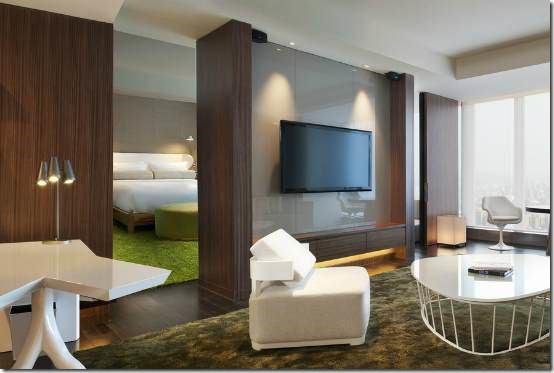 W HOTEL-非凡套房