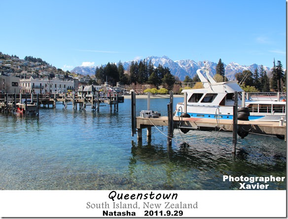紐西蘭*南島*DAY8 & DAY9- Queenstown(飲食篇) Fergburger & Flame Bar