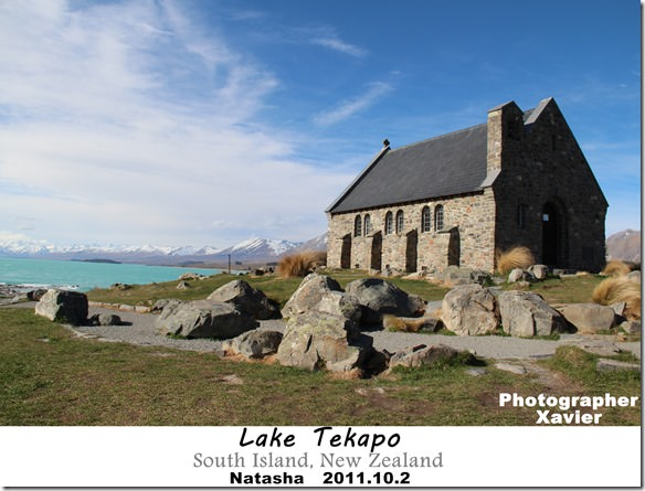 紐西蘭*南島*DAY12- Lake Pukaki & Mt. Cook & Lake Tekapo
