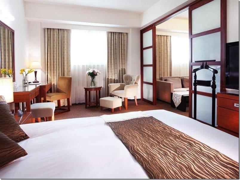 慶泰大飯店-套房