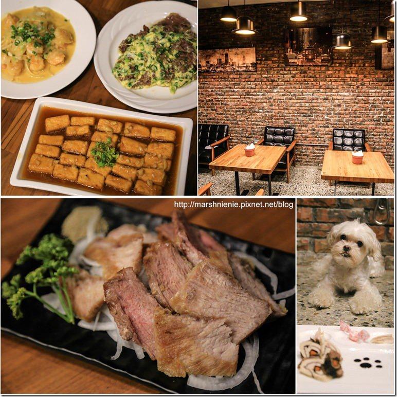 寵物餐廳│台南中西美食│此木。犬。食堂~可容納多人寵物的寬廣空間。提供台式熱炒的寵物餐廳