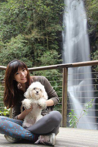 寵物旅遊│宜蘭大同景點│九寮溪自然生態教育園區