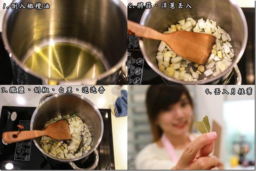 洋蔥蒜炒法